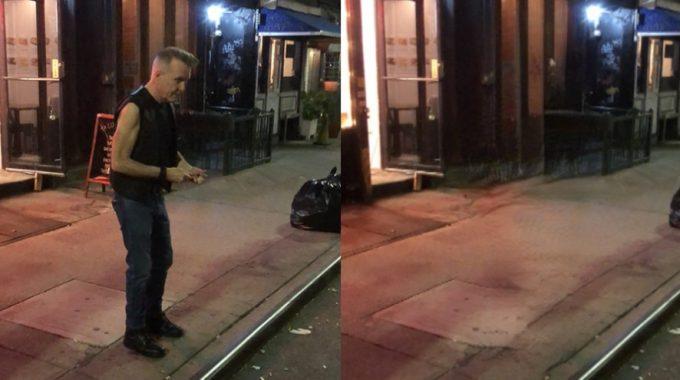 حذف انسان از عکس توسط اپلیکیشن Bye Bye Camera