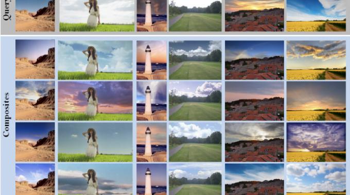 چگونه با کمک هوش مصنوعی آسمان را در عکس تشخیص دهیم؟
