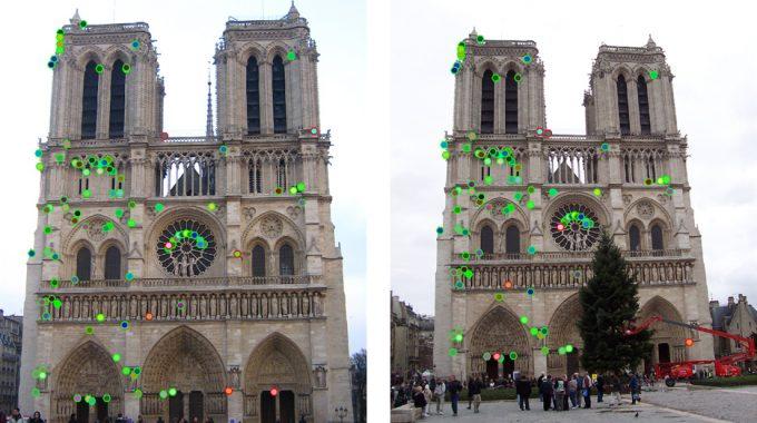 تطبیق دو عکس با هوش مصنوعی