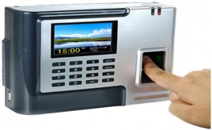 سیستم کنترل دسترسی اثر انگشت
