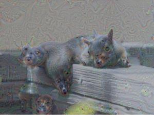 ساخت تصاویر توهمی با هوش مصنوعی