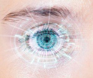بیومتریک شبکیه چشم
