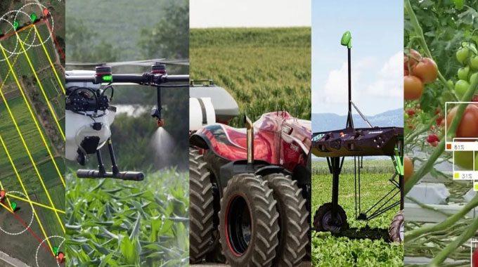 هوش مصنوعی در کشاورزی