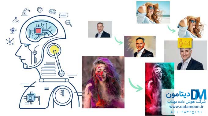 ابزارهای انلاین ویرایش تصاویر با هوش مصنوعی