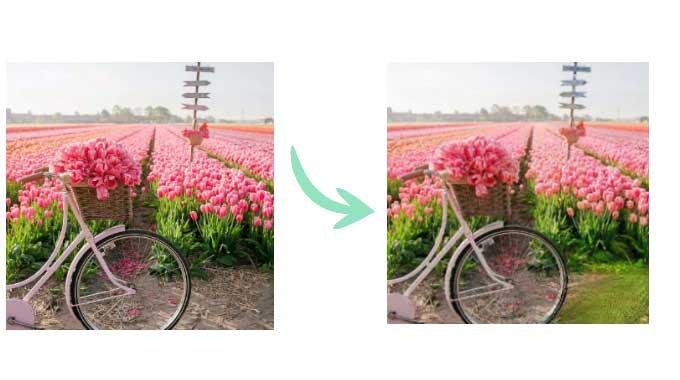 اصلاح تصویر با هوش مصنوعی