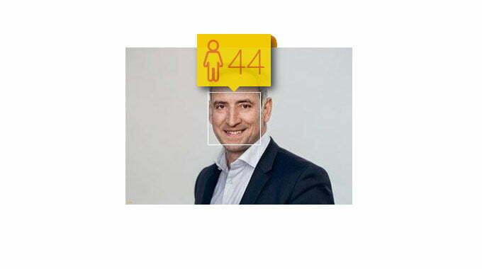 تشخیص سن با هوش مصنوعی