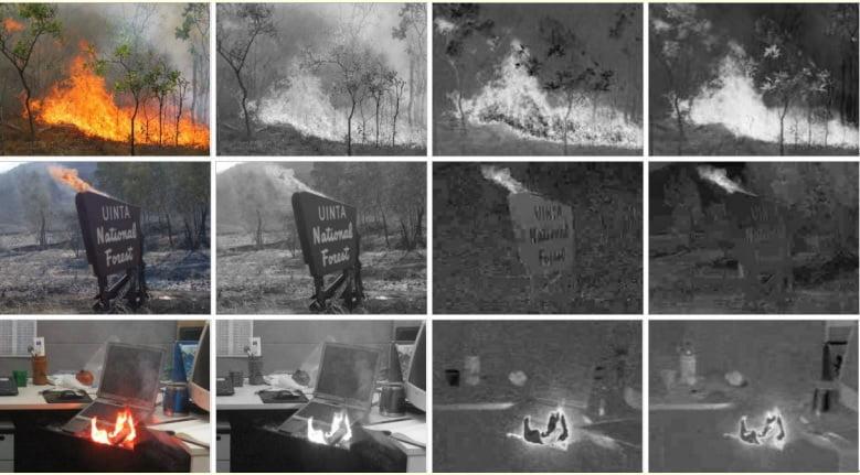 تشخیص آتش با کمک هوش مصنوعی