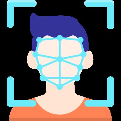 تشخیص مکان اجزای صورت با کمک هوش مصنوعی