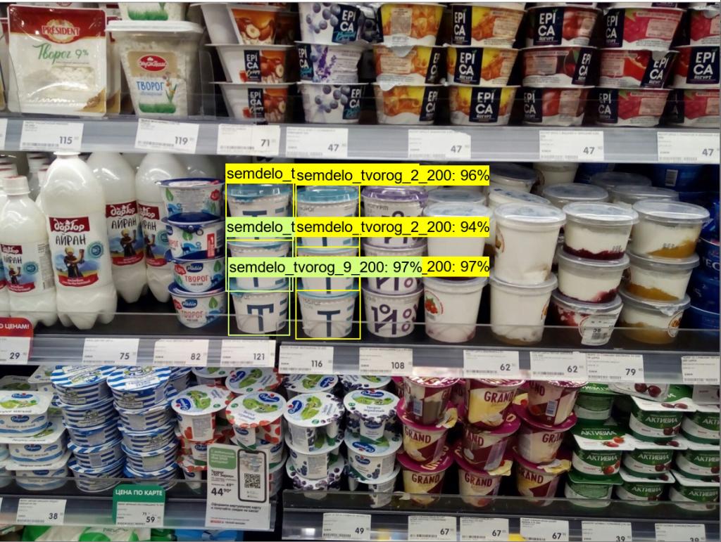 فناوری شناسایی اشیا در فروشگاه