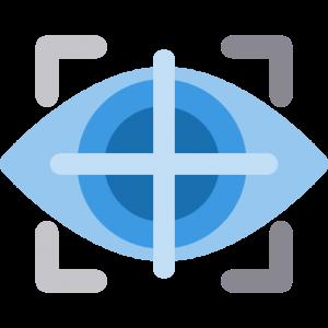 تشخیص مکان چشم
