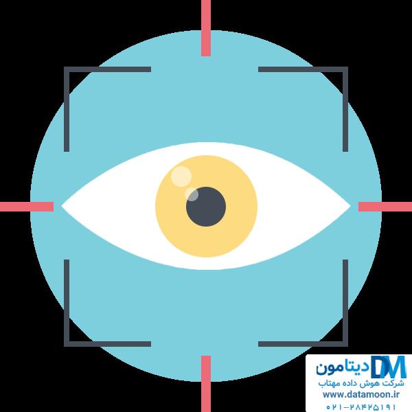 تشخیص مکان نگاه چشم